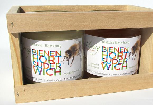 Imkerei Bienenhort Suderwich Recklinghausen – Honigpräsent