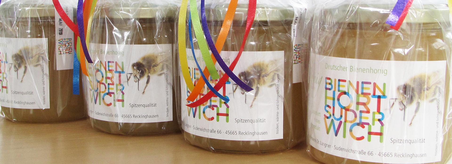 Imkerei Bienenhort Suderwich Recklinghausen – Naturreiner Bienenhonig