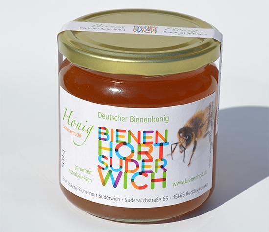 Imkerei Bienenhort Suderwich Recklinghausen – Honig Sommertracht