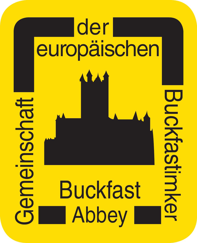 Logo Gemeinschaft der europäischen Buckfastimker