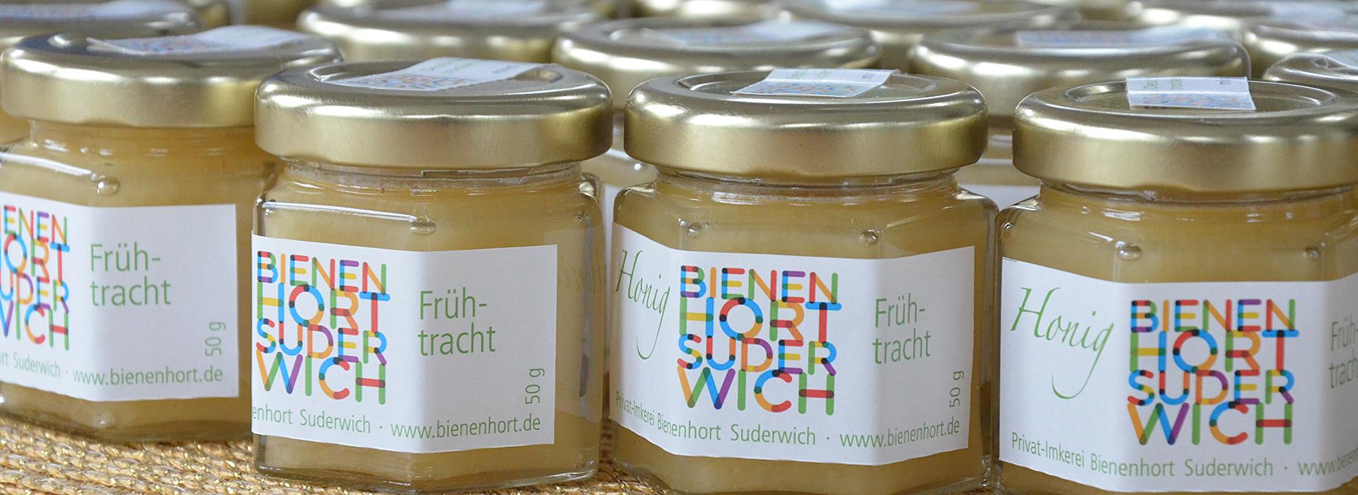 Honigpräsent aus dem Bienenhort Suderwich