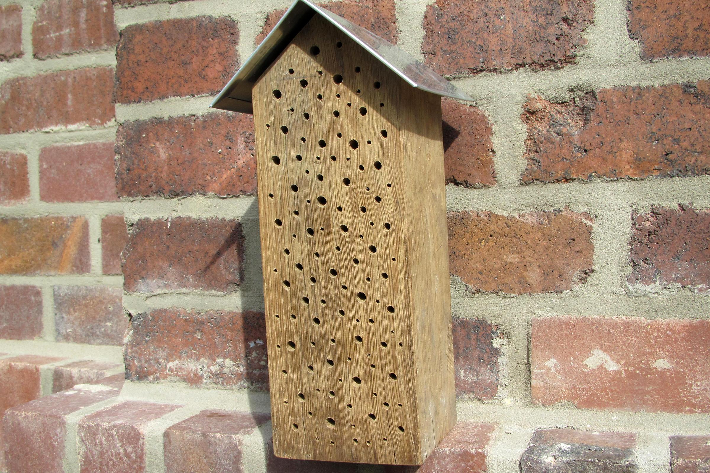 Imkerei Bienenhort Suderwich Wildbienenhotel