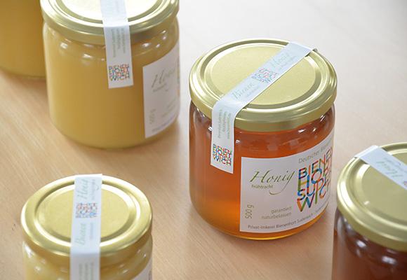 Honig Bienenhort Suderwich Recklinghausen