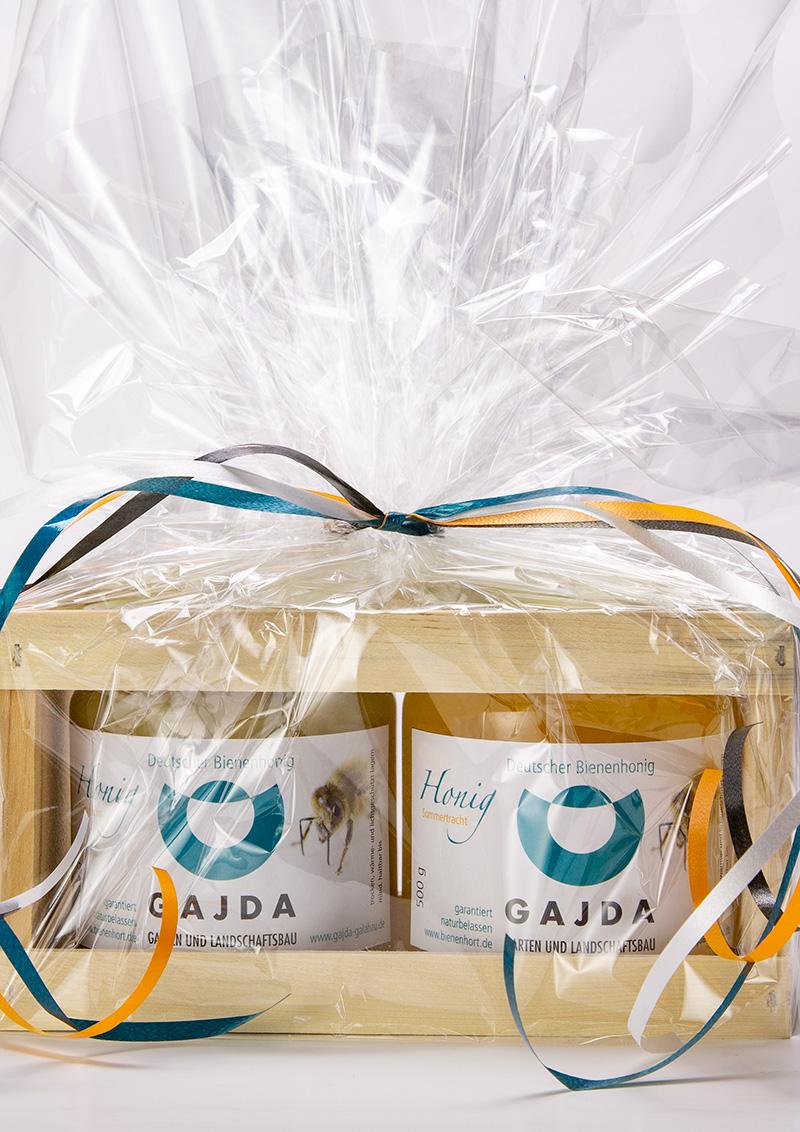 Bienenpatenschaft im Bienenhort Suderwich – Honigpräsent Unternehmen